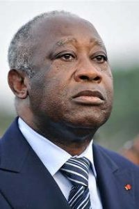 Laurent Bagbo (DR)