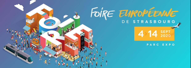 Foire européenne de Strasbourg (affiche)