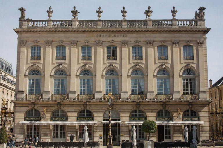 Hôtel de la Reine, Place Stanislas, Nancy (Wikipédia)