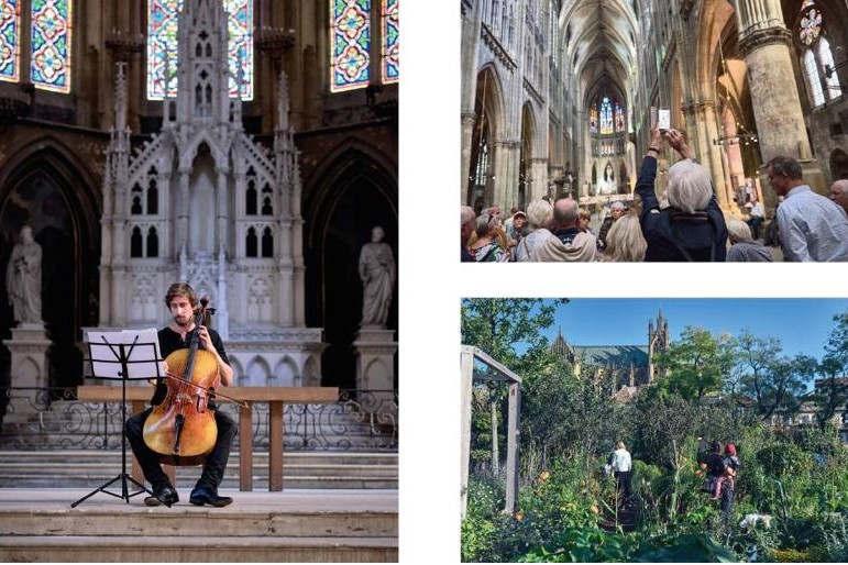 Journées du patrimoine à Metz les 19 et 20 septembre 2020 (photo Mairie de Metz)