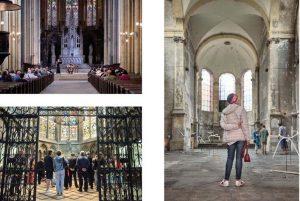 Journées du patrimoine les 19 et 20 septembre 2020 à Metz (photos mairie de Metz)