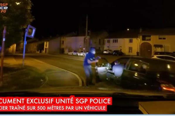 Vidéo police SGP Nancy