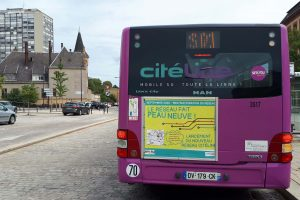 Bus Citéline en gare de Thionville (DR)