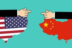 Concurrence entre la Chine et les Etats-Unis (PxHere.com)