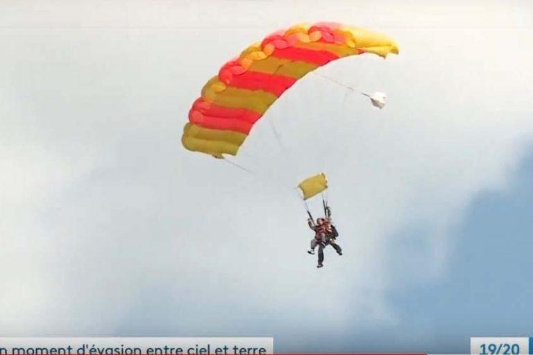 handi-parachutisme