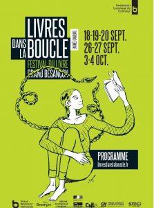 Le Livre dans la Boucle à Besançon