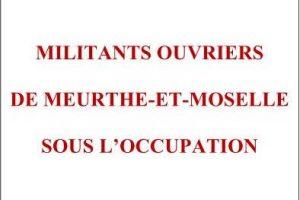 Militants Ouvriers de Meurthe-et-Moselle