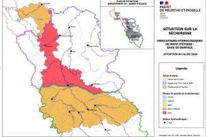 sècheresse : situation de crise