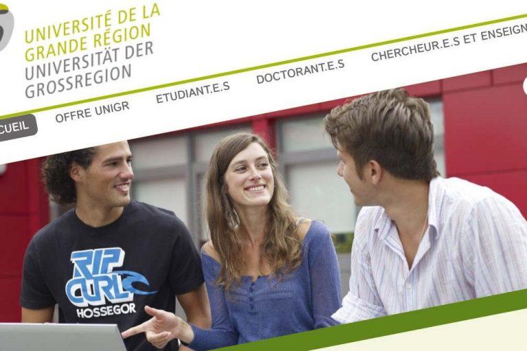 Université de la Grande Région (site internet)