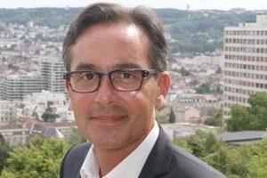 Laurent Garcia député-maire de Laxou (54)