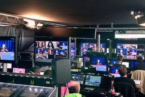 télévision-régie
