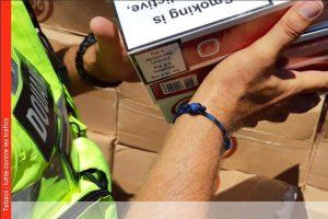 Lutte contre les trafics (Photo site douanes)