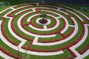 labyrinthe (wikimédia Commons)