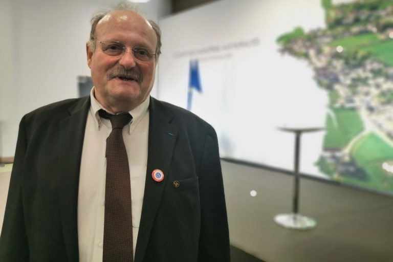 Michel Fournier, président de l'AMRF