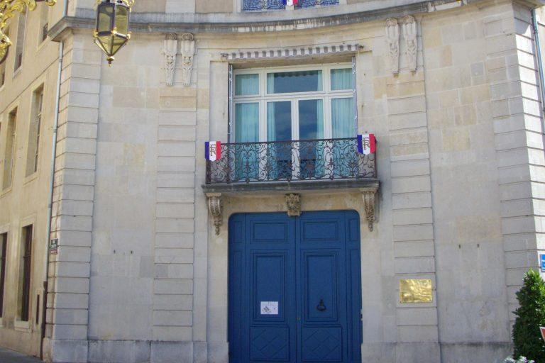 Nancy_-_Préfecture