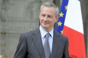 Bruno Le Maire ministre de l'Economie (DR)