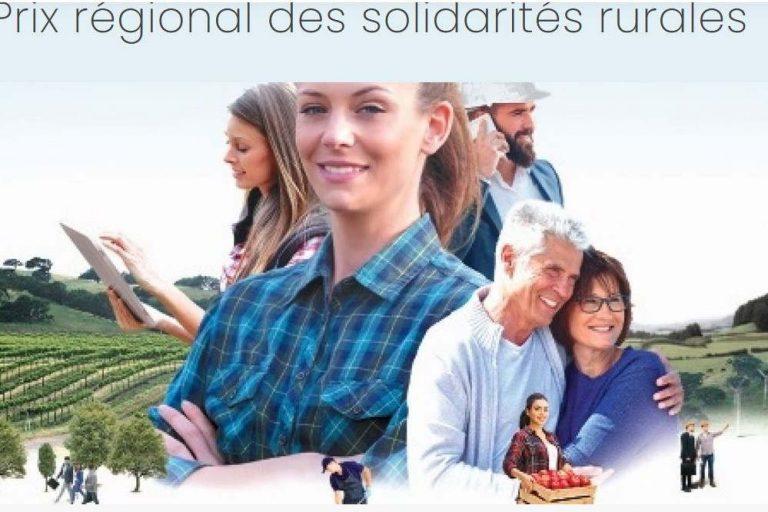 Prix régional des Solidarités rutrales (CESER Grand Est)
