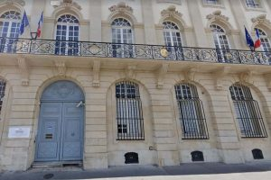 Tribunal administratif de Meurthe-et-Moselle à Nancy (Google Earth)