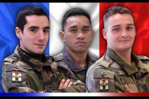 Trois soldats tués au Mali