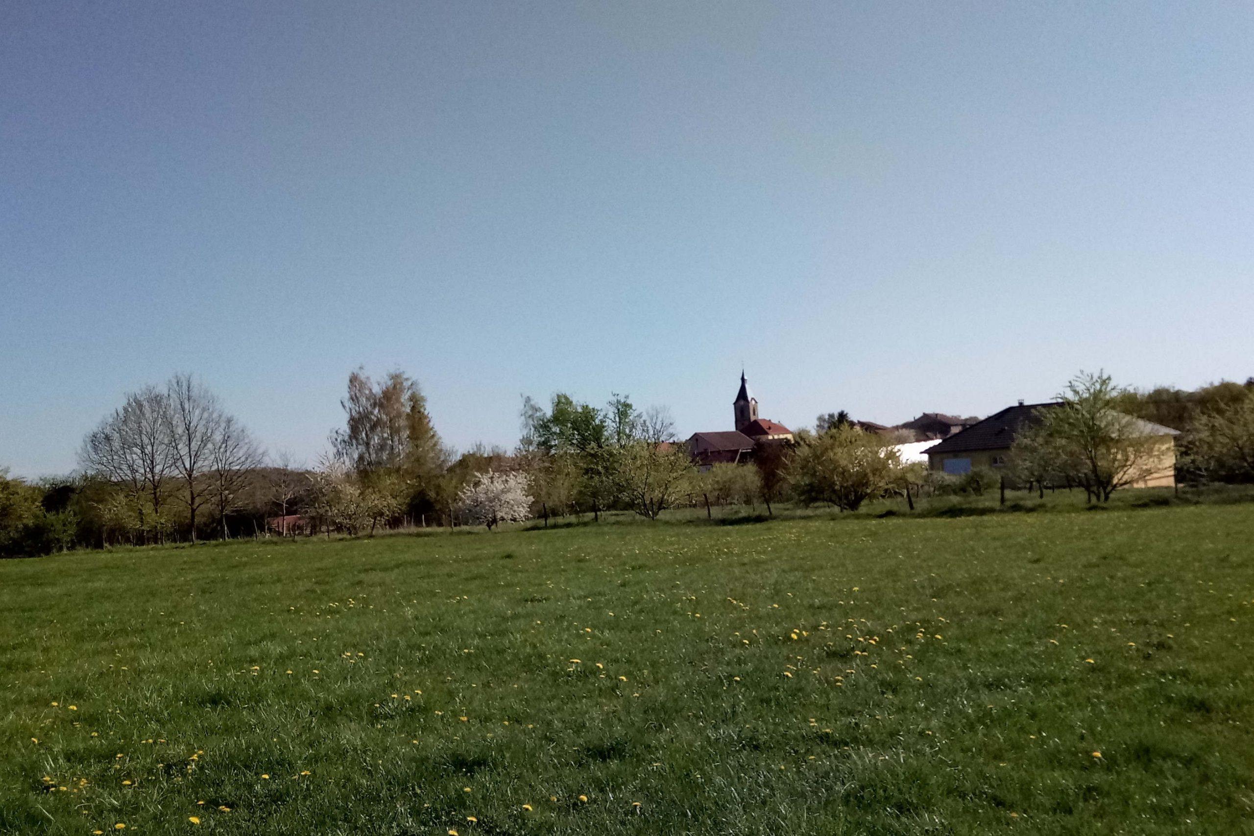 Foulcrey, en Moselle