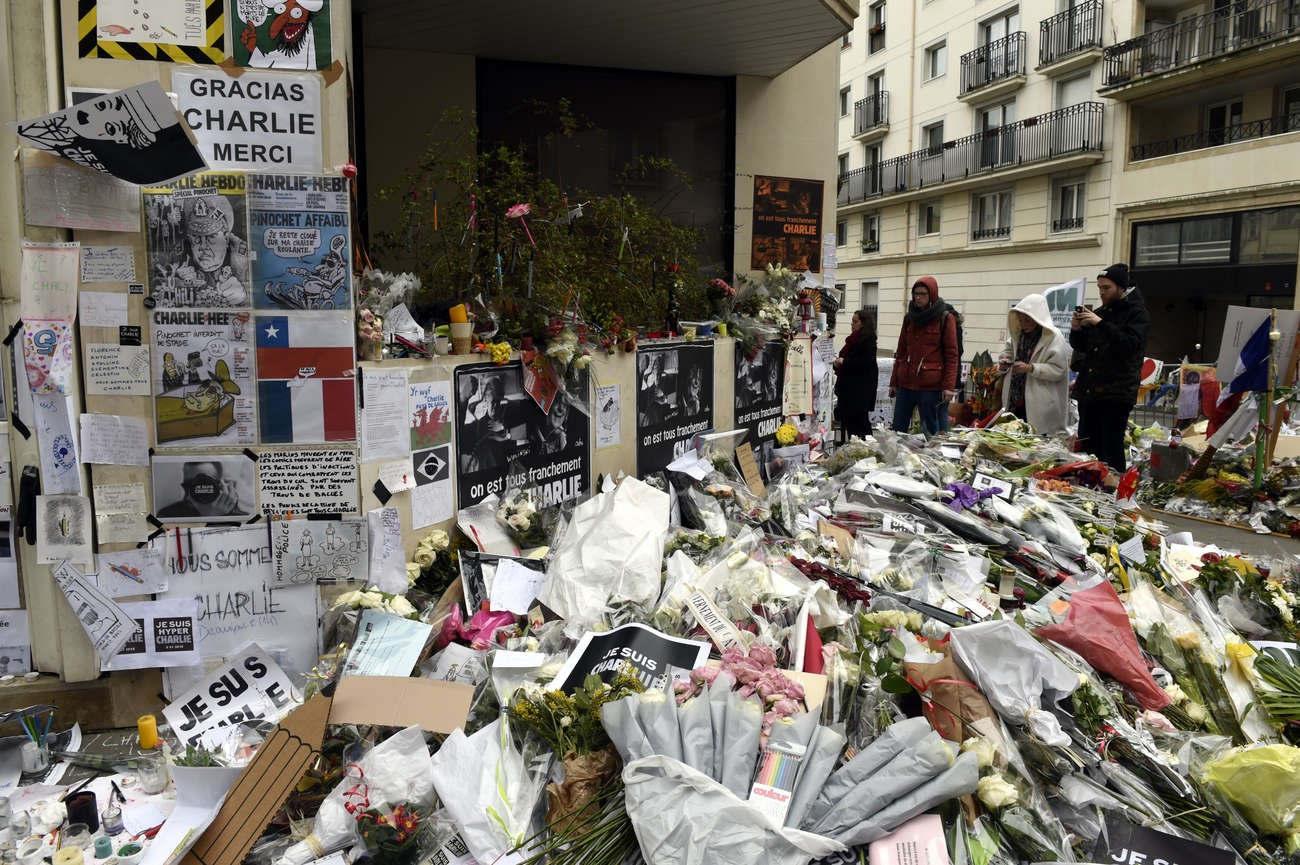 Attaque congtre Charlie Hebdo