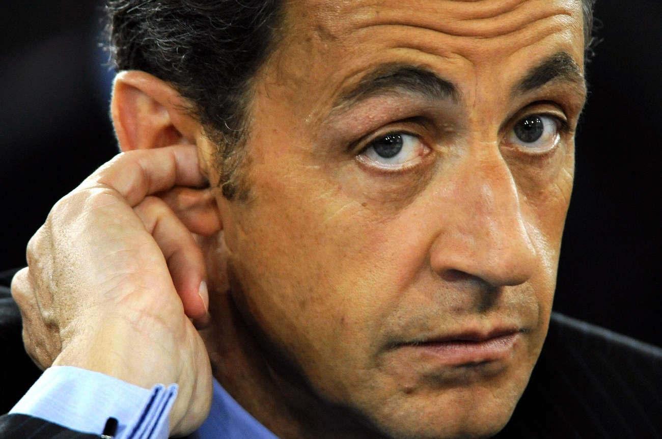 Ecoutes : quatre ans requis contre Sarkozy