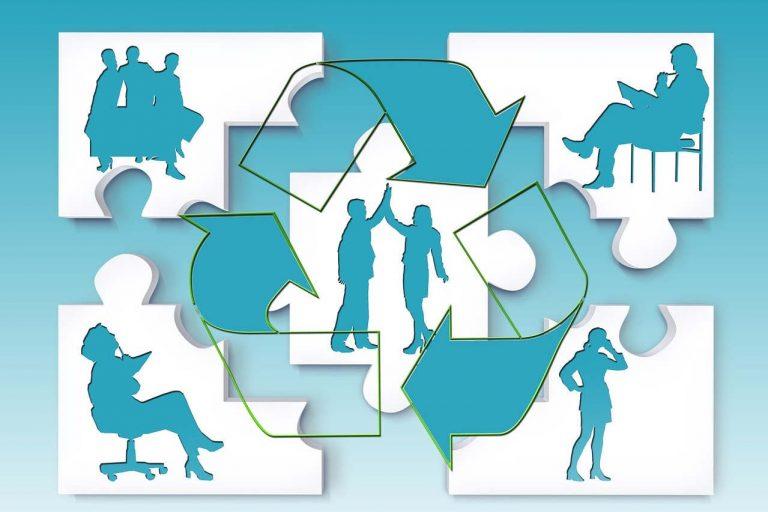 Travail d'équipe (pixabay)