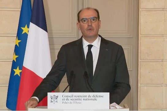 Intervention de Jean Castex