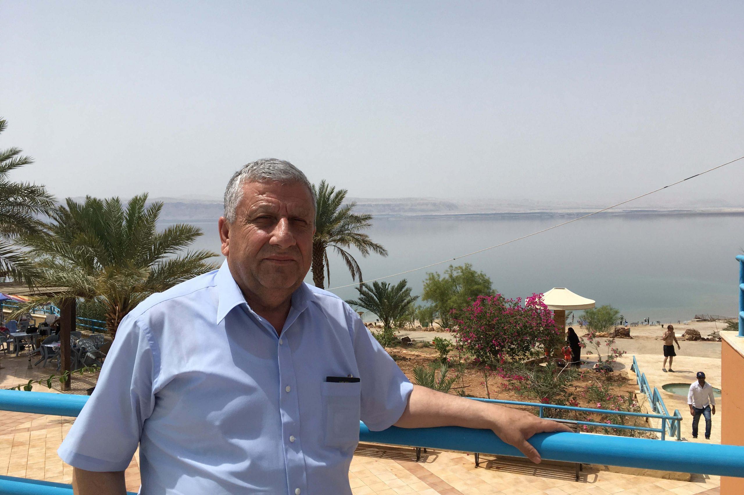 Yohanna Towaya un humanitaire irakien(credit B.Kanabus)