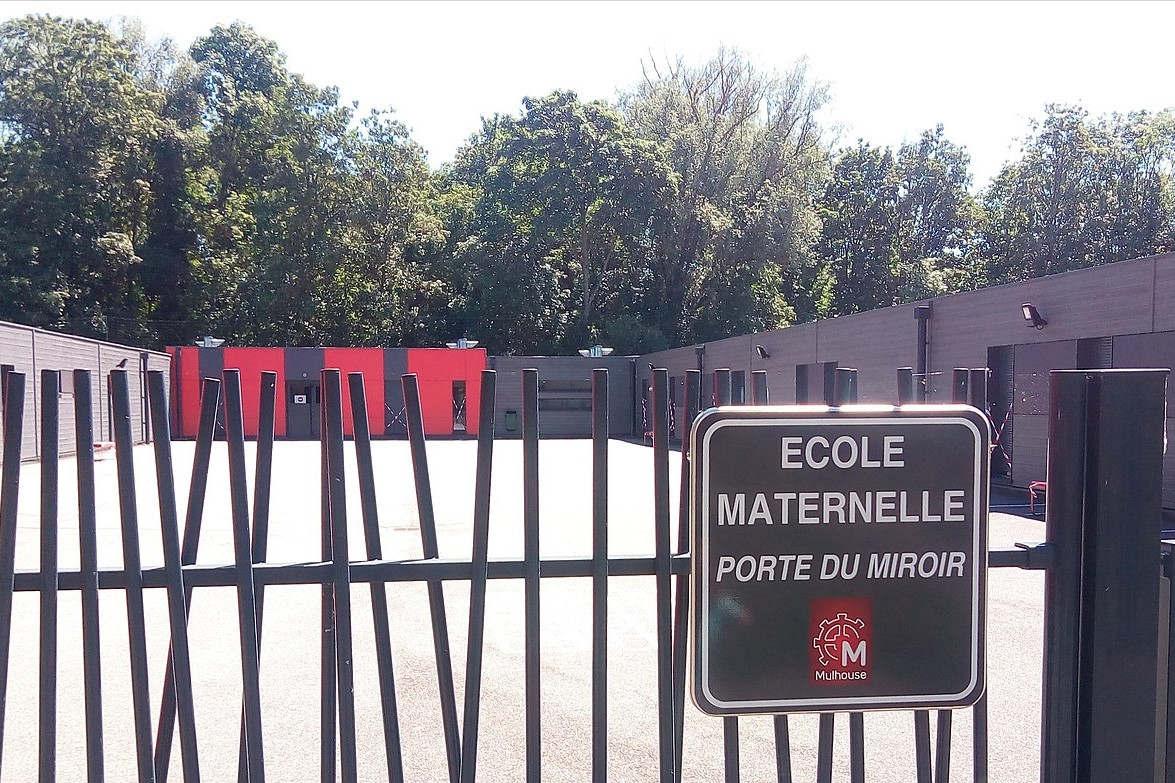 Ecole maternelle Mulhouse