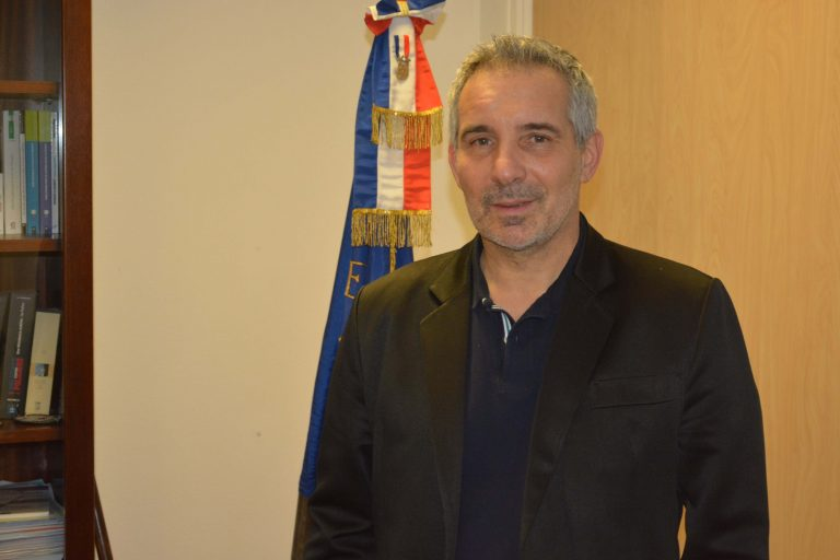 Frédéric Lauze, commissaire-écrivain (DR