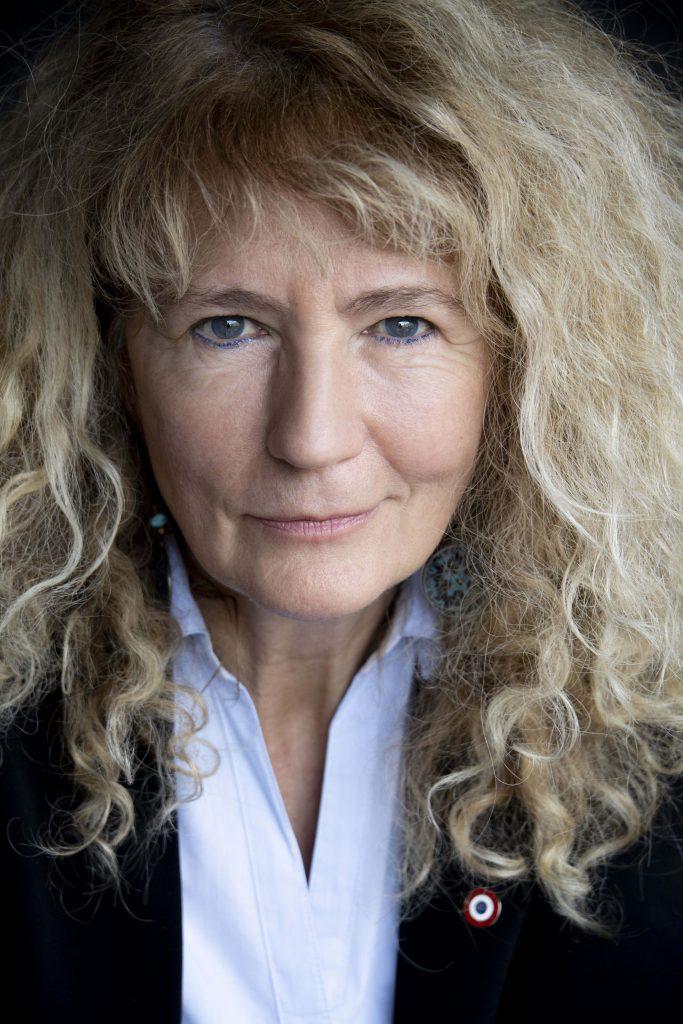 Martine Wonner, députée et médecin