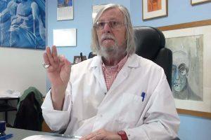 Professeur Difier Raoult IHU Méditerranée-Infection Février 2021