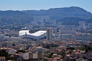 Marseille et son stade-vélodrome