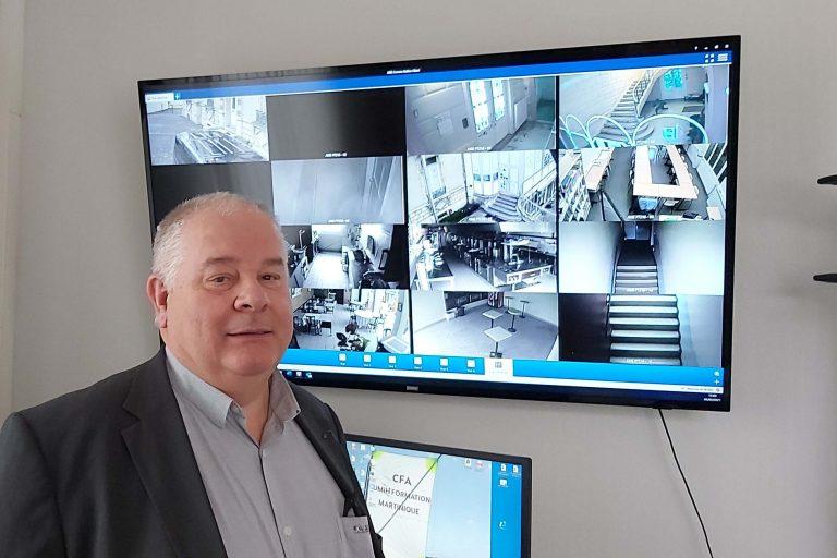 Michel Bédu, président UMIH 54