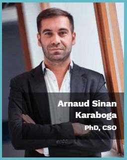 Arnaud Sinan Karaboga chercheur(Harmoni Pharma)