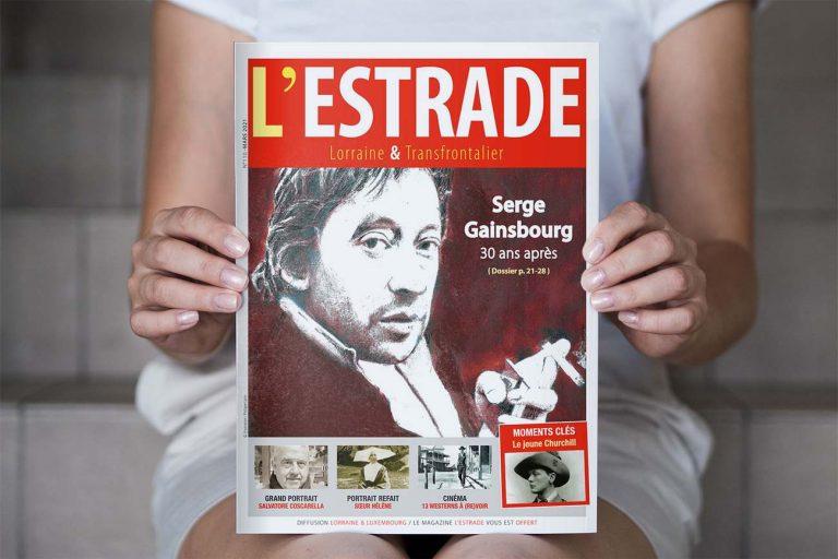Magazine L'Estrade mars 2021
