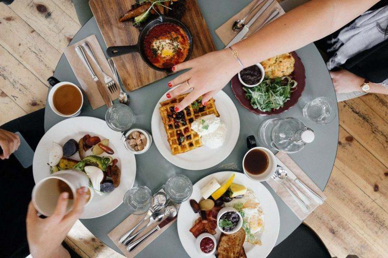repas et hygienne