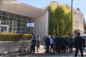 Le commissariat de police de Rambouillet (Yvelines)