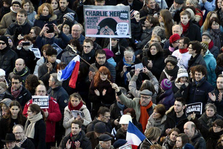 L'attentat contre le journal satirique Charlie Hebdo le 7 janvier 2015 à Paris est le premier et le plus meurtrier des trois attentats de janvier 2015 en France (DR)