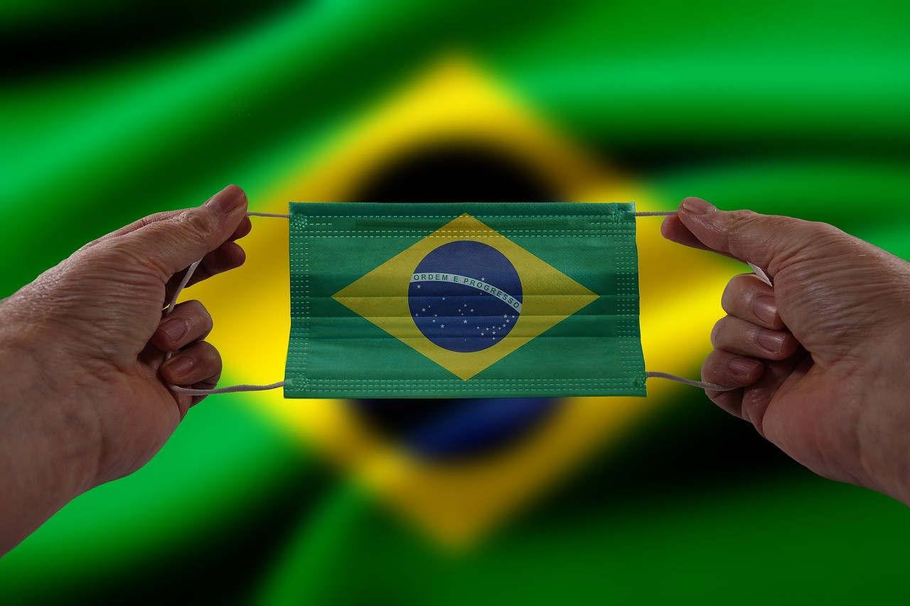 Le variant brésilien inquiète la planète (Pixabay)