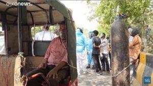 situation tès difficile en Inde (capture euronews)