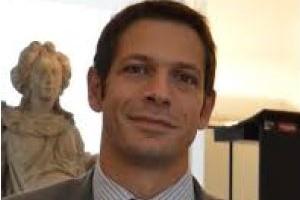 Julien Le Goff, sous-préfet de Nancy