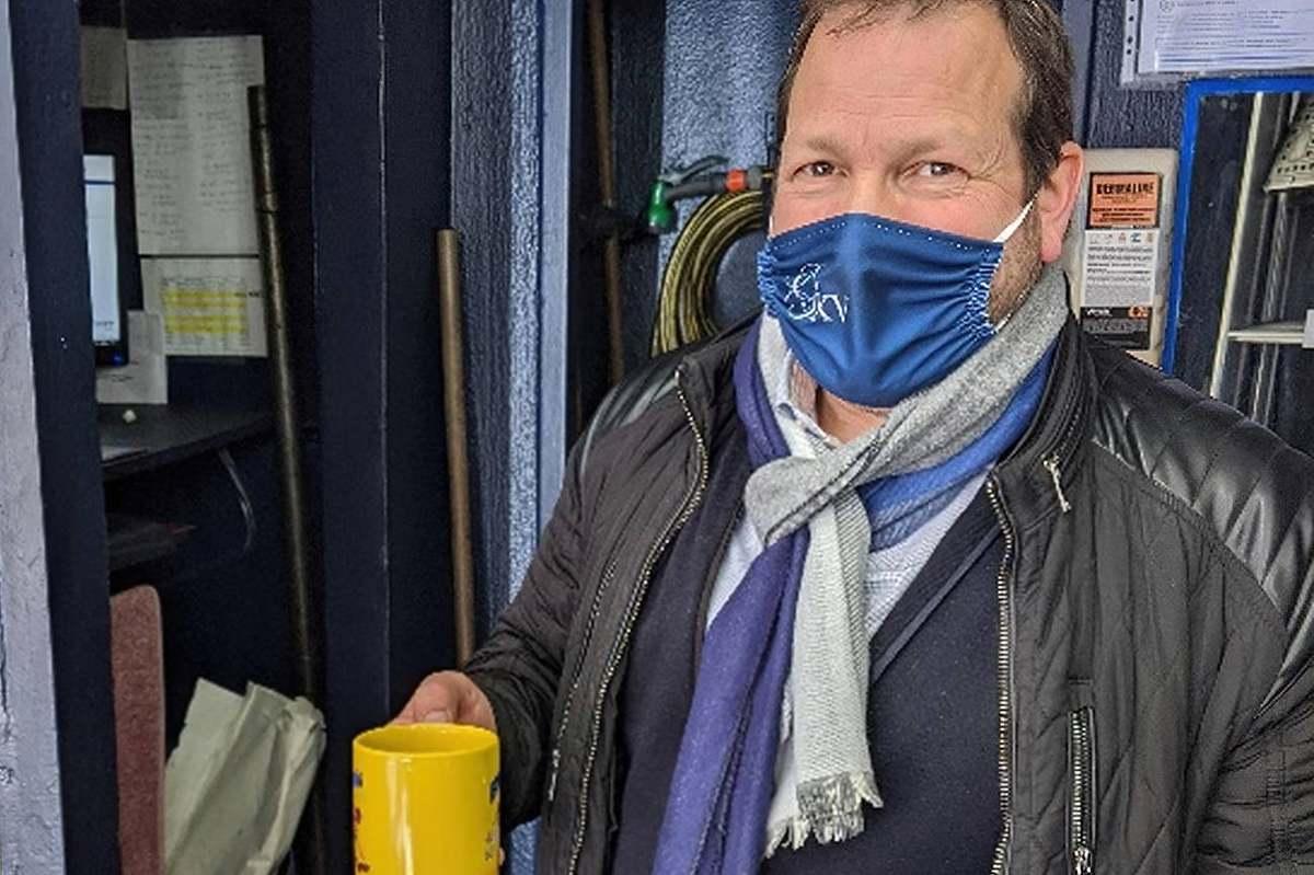 Philippe Sculli, vous êtes le dirigeant de l'établissement « le Garage des Quinze » situé dans un quartier résidentiel à Strasbourg