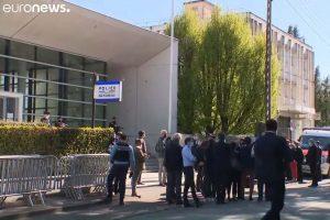 Rambouillet : meurtre d'une policière (capture euronews)