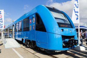 Train à hydrogène