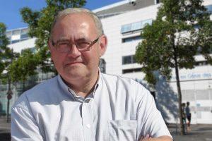 Yves Granjon, professeur à l'université de Lorraine, CNRS, CRAN, Directeur de l'École Européenne d'Ingénieurs en Génie des Matériaux