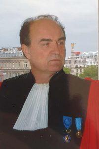 Jacques Gondran de Robert (dr)