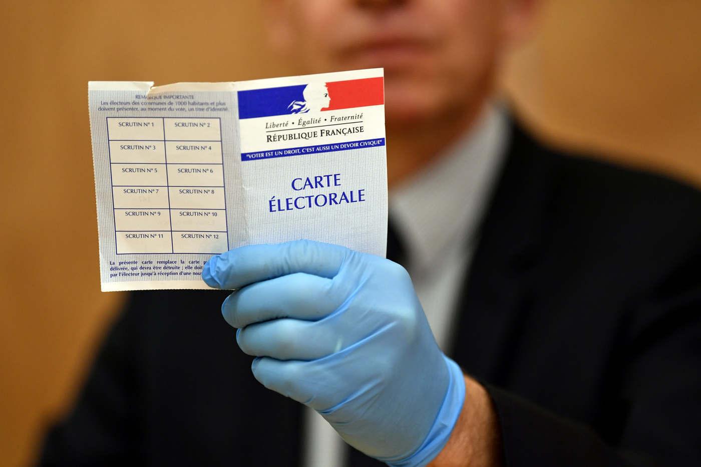 Election des 20 et 27 juin 2021