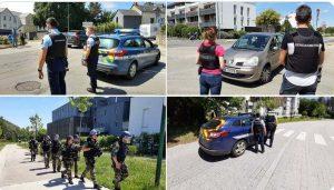 Agression policière près de Nantes (gendarmerie natinonale)